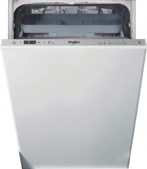 WHIRLPOOL WSIC 3M27C Πλυντήριο Πιάτων Εντοιχιζόμενο